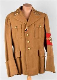 nazi coat