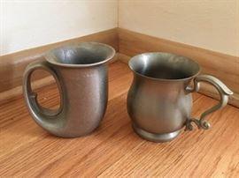 Wilton Brass Co and FB Rogers Mugs https://ctbids.com/#!/description/share/88866