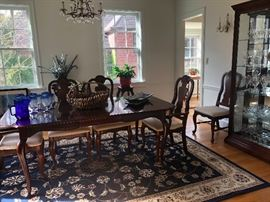 Vintage Formal Dining Room Set