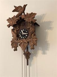 Vintage Coo-Coo Clock
