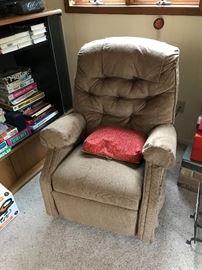 Swivel rocker recliner!