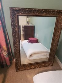 Fancy Antique Mirror