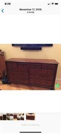 Dresser. $125