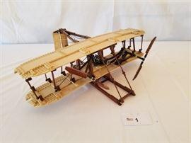 Lego Plane Model