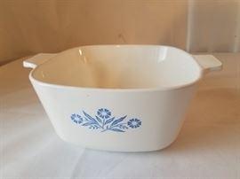 Corningware - Blue Cornflower