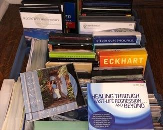 Self help CD's