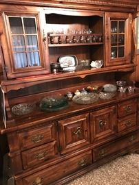 Beautiful Dining Room Hutch