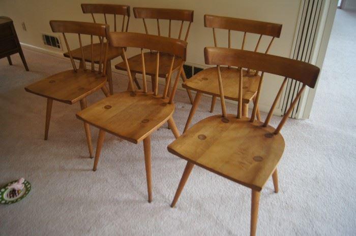 Paul McCobb chairs
