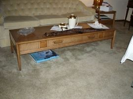 Mid Century Coffee Table all 4 Tables match