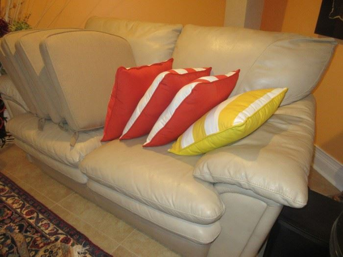 Pillows not for sale