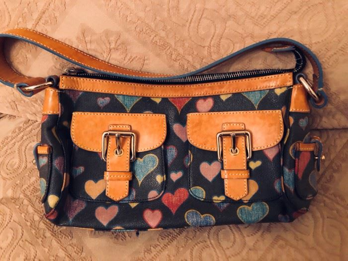Dooney & Bourke purse.