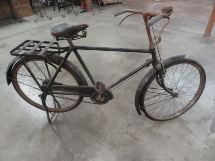 WWII era bicycle