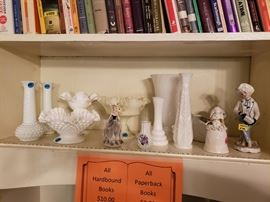 Milk Glass and more