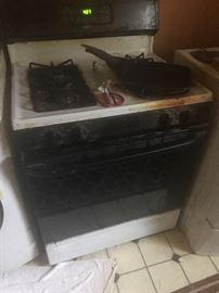 Gase stove $45