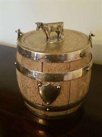 English Humidor or Bucket