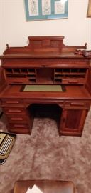 Eastlake rolltop desk