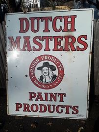 dutch masters sign