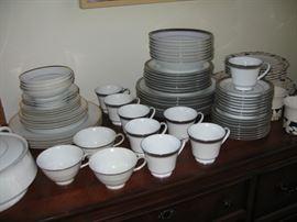 Noritake Complete China Set