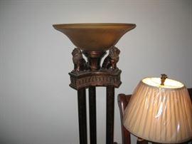 Very Nice Lion Lamp