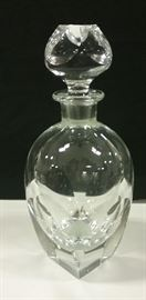 Moser Bar decanter