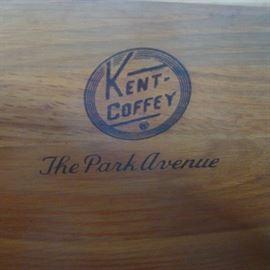 "Kent Coffey ""The Park Avenue"" Collection."