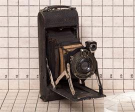 Antique Kodak Folding Camera