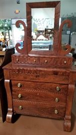 Beautiful antique dresser reduced to 150.00