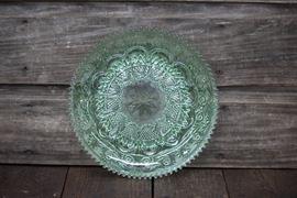 Tiara Glass eggplate