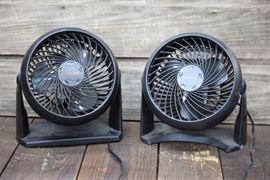 Honeywell fans