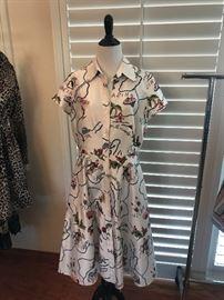 Vintage dress- so fun!