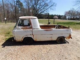 1961 Ford Econoline/Sold on Saturday/Subject to Confirmation(Mileage 141692)
