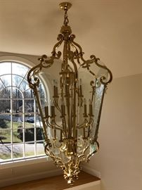 Large Foyer / Entry Chandelier