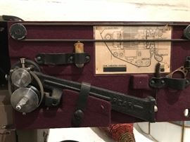 16mm Bell & Howell Film and Sound Projector