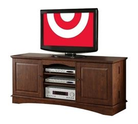 TV Stand with Side Storage 60  Saracina Home