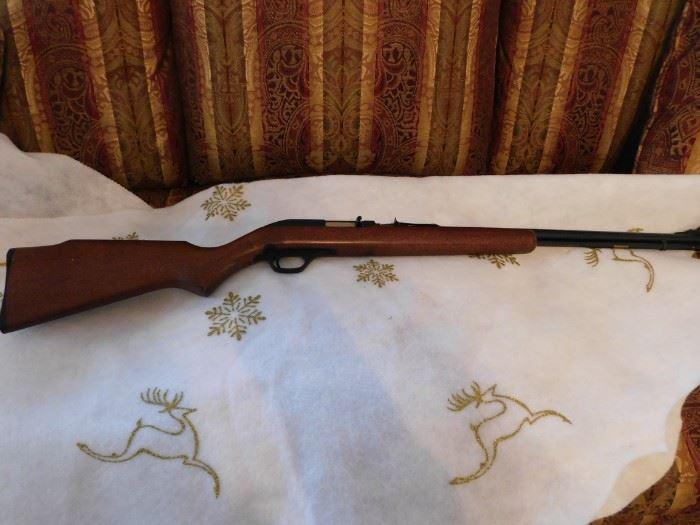 Marlin Model 60 22 L. R. Semi-auto Rifle