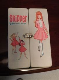 Skipper Doll with Clothes and Case
