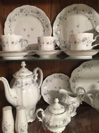 Beautiful china set
