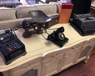 We always have antiques, big and small!