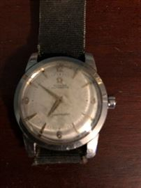 VINTAGE OMEGA AUTOMATIC SEAMASTER WATCH