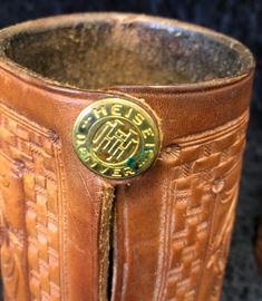 HH Heise Leather cuffs