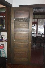 VINTAGE WOOD DOORS