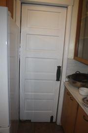 VINTAGE SWING KITCHEN DOOR