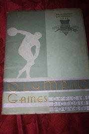 1932 OLYMPIC SOUVENIER