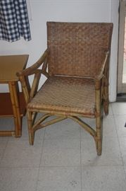 BAMBOO CHAIR IN GUEST HOUSE