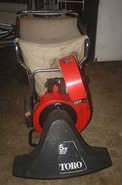 TORO 5 HP VACUUM BLOWER