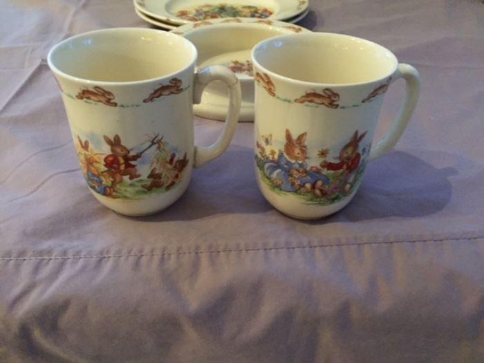 Royal Doulton Bunnykins Mug.