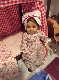 American Girl Samantha Doll.