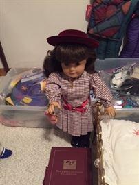 American Girl Felicity Doll.