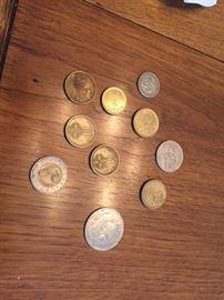 Portugal Coins.