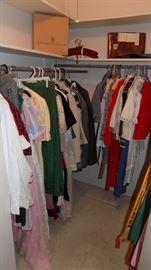 ladies...children vintage clothing...mens coats